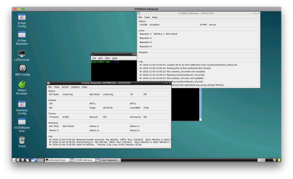 Use a Mac to Set Up DSTAR Commander on Your DVMEGA